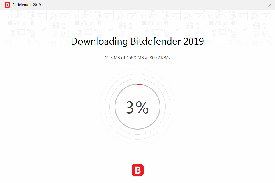 Bitdefender Antivirus Plus 2019 - 1 PC | 3 Jahre / 1095 Tage (Download)