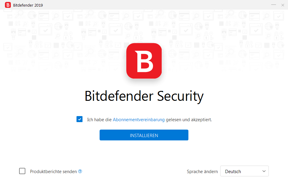 Bitdefender Antivirus Plus 2019 - 5 PC | 1 Jahr / 365 Tage (Download)