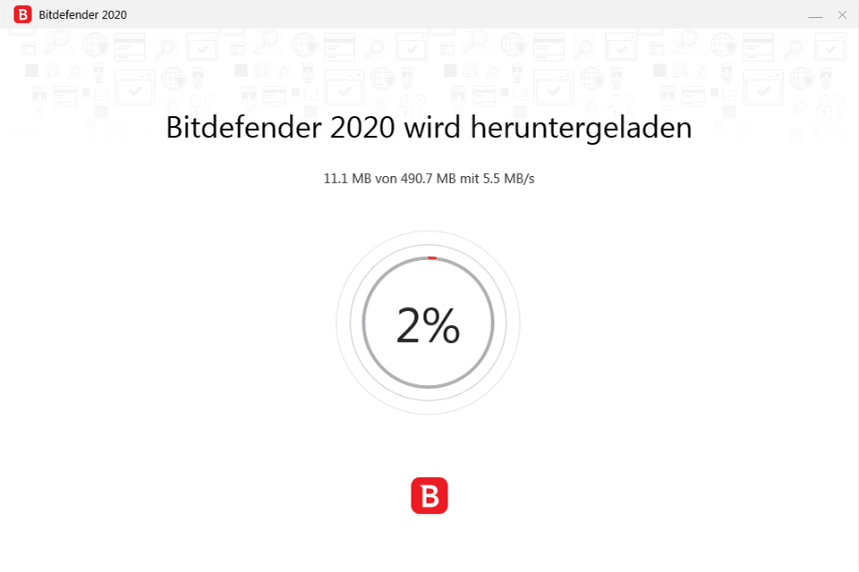 Bitdefender Total Security Multi Device 2020 - 10 Geräte & PC | 1 Jahr