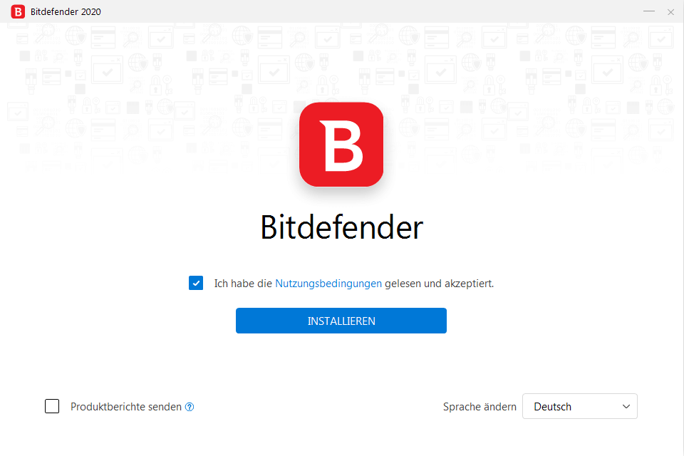 Bitdefender Antivirus Plus 2020 - 10 PC | 2 Jahre / 730 Tage (Download)