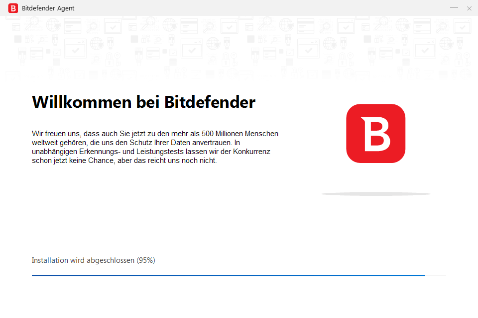 Bitdefender Total Security 2021 – 10 Geräte | 3 Jahre (Win, Mac, Android & iOS)